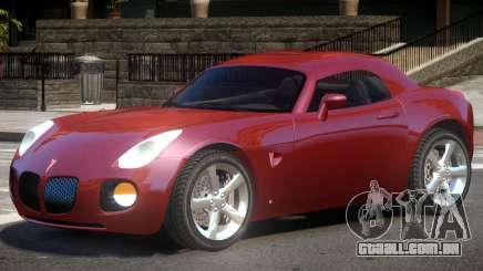 Pontiac Solstice V1 para GTA 4