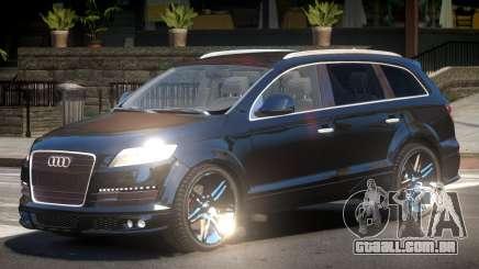Audi Q7 v12 TDI Tuned para GTA 4