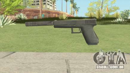 Silenced Pistol GTA IV para GTA San Andreas
