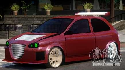 Chevrolet Corsa Tuning para GTA 4