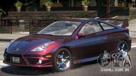 Toyota Celica V1.1 para GTA 4
