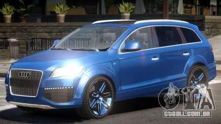 Audi Q7 V12 TDI QS para GTA 4