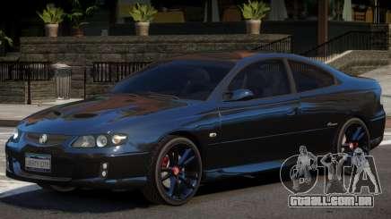 Holden Monaro V1.0 para GTA 4