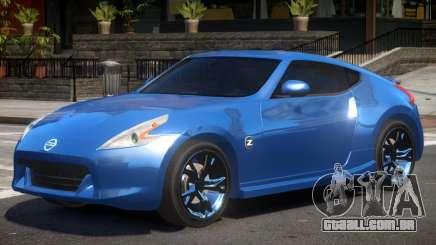 Nissan 370Z SS para GTA 4