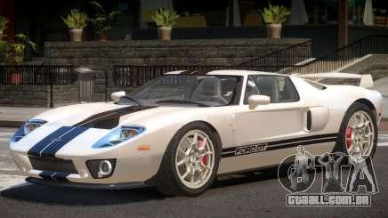 Ford GT Tuned para GTA 4