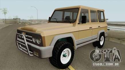 Aro 244 (2003) para GTA San Andreas