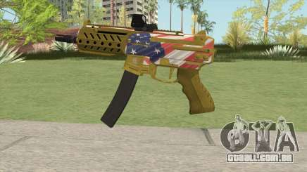 SMG MK II GTA V (Custom Version) para GTA San Andreas