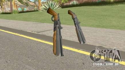 Double Barrel (Fortnite) para GTA San Andreas