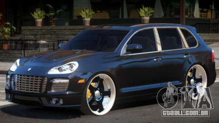 Porsche Cayenne Tuned para GTA 4