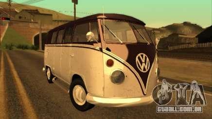 Volkswagen Bus Typ 2 1965 para GTA San Andreas