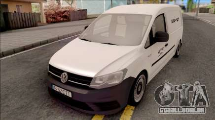 Volkswagen Caddy Hayat TV para GTA San Andreas