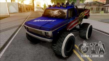 New Monster Truck para GTA San Andreas