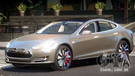 Tesla Model S2 para GTA 4