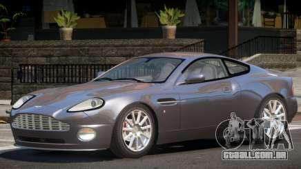 Aston Martin Vanquish V1.0 para GTA 4