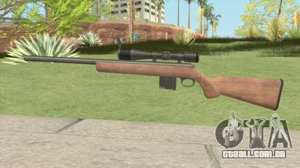 Sniper Rifle GTA IV para GTA San Andreas