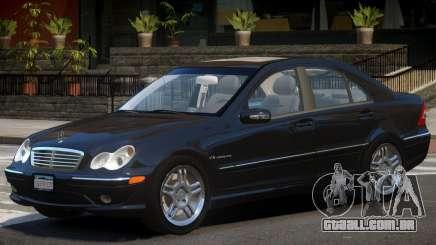 Mercedes C32 V1.1 para GTA 4