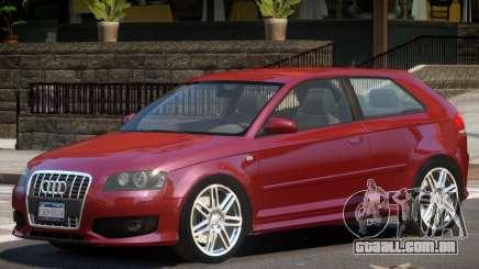 Audi S3 Y06 V1.1 para GTA 4