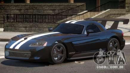 Dodge Viper RT V1 para GTA 4