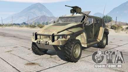 Hawkei PMV para GTA 5