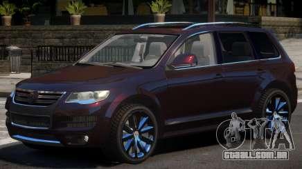Volkswagen Touareg Tuned para GTA 4
