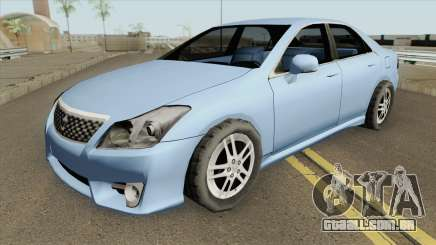 Toyota Crown Athlete (SA Style) 2010 para GTA San Andreas