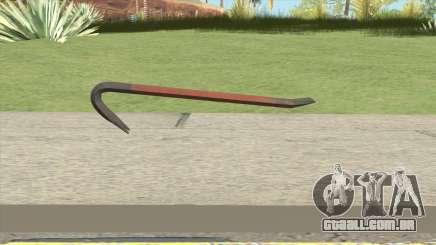 Crowbar GTA V HQ para GTA San Andreas