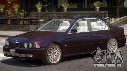 BMW 525I E39 V1.2 para GTA 4