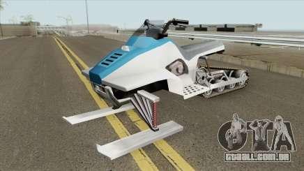 Snow Mobile (SA Style) para GTA San Andreas