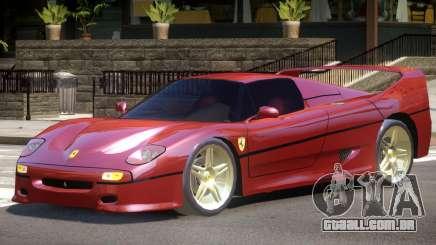 Ferrari F50 V1.2 para GTA 4
