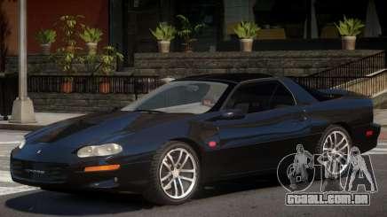 Chevy Camaro V1.2 para GTA 4