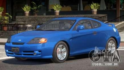 Hyundai Tiburon V1.0 para GTA 4