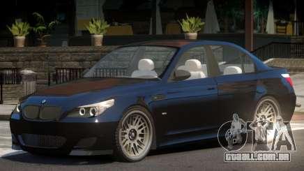 BMW M5 E60 ST para GTA 4