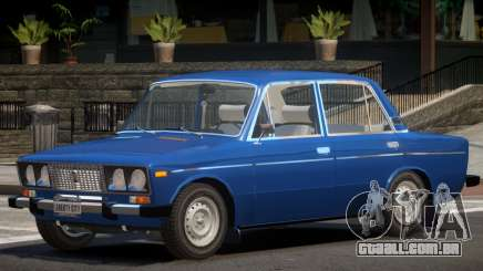 VAZ 2106 V1.0 para GTA 4