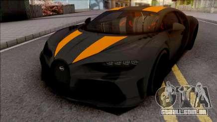 Bugatti Chiron Super Sport 300 2020 para GTA San Andreas