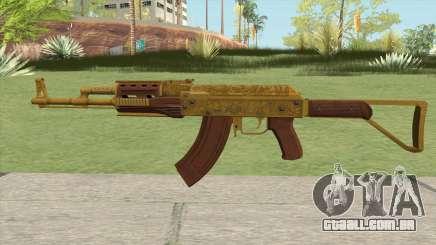Shrewsbury Assault Rifle GTA V (Default Clip) para GTA San Andreas