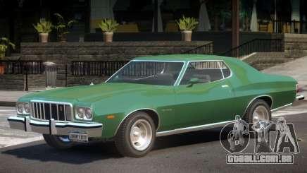 1975 Ford Gran Torino para GTA 4