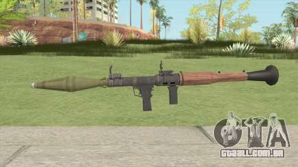 RPG-7 High Quality para GTA San Andreas