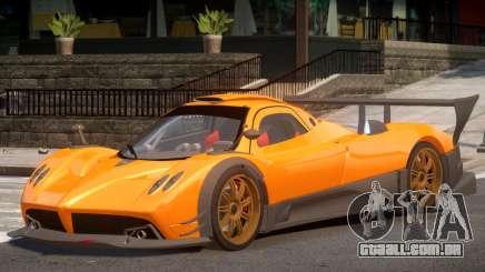 Pagani Zonda RS para GTA 4