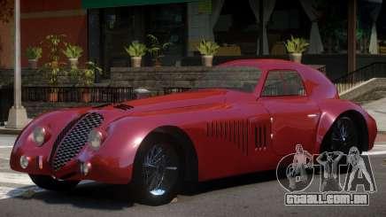 1938 Alfa Romeo 2900B para GTA 4
