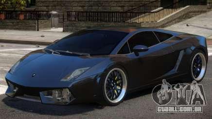 Lambo Gallardo V1.0 para GTA 4