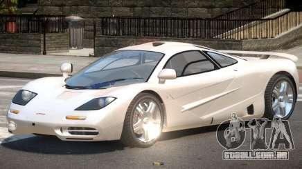 McLaren F1 Y11 para GTA 4