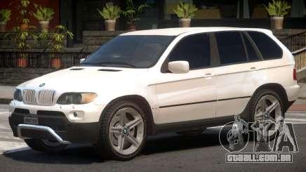 BMW X5 E53 R1 para GTA 4