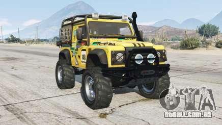 Land Rover Defender 90 para GTA 5