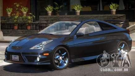 Toyota Celica V1.2 para GTA 4