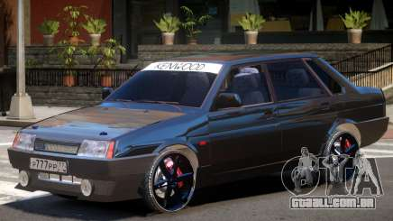 Lada Forma Tuned para GTA 4