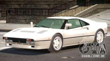 Ferrari 288 ST para GTA 4