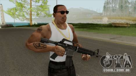 M4A1 (CS:GO) para GTA San Andreas