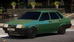 VAZ 21099 ST para GTA 4