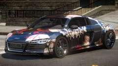 Audi R8 V10 GT PJ3 para GTA 4