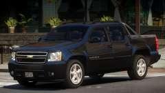 Chevrolet Avalanche V1.3 para GTA 4